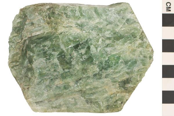 image of apatite a hexagonal crystal shape