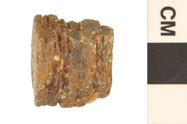 image of corundum a trigonal crystal shape