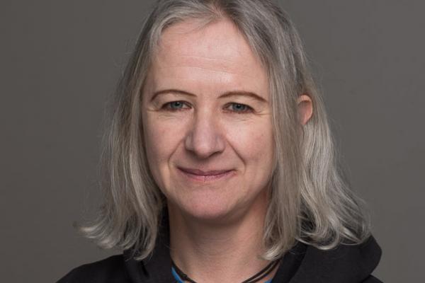 Juliet Hay, Conservator, Palaeontology