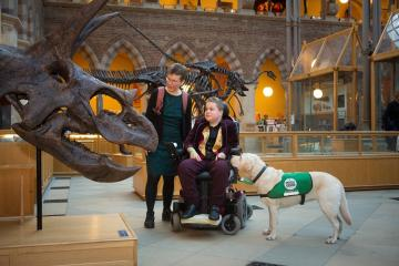 Assistance Dogs in the Museum
